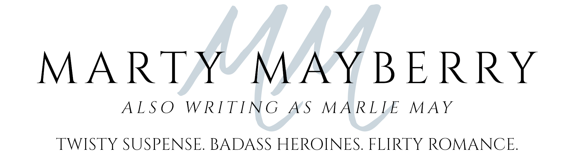 Marty Mayberry – Fantasy & Romance Author
