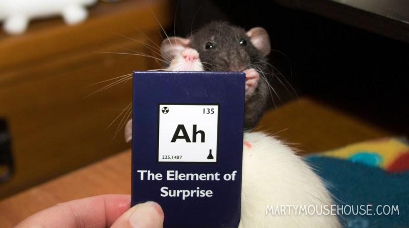 The Element ob Surprise
