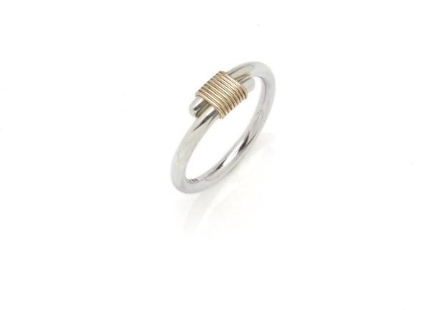 Bound Light Ring