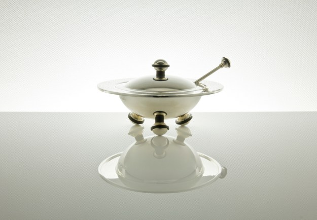 Orbit Sugar Bowl & Spoon