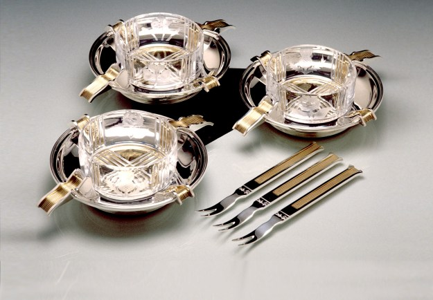 Downing Street Butter Dishes
