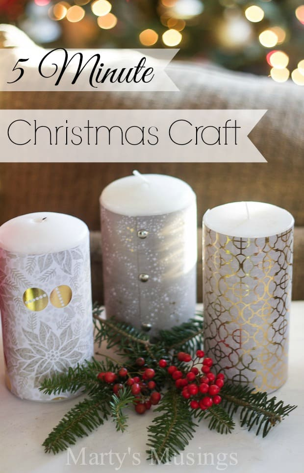 Simple Christmas Craft