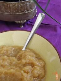 Resultado cebolla caramelizada Thermomix