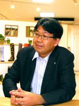 代表取締役社長 河原勢朗