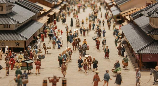 江戸時代の情報伝達