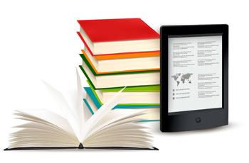 電子書籍と紙の本