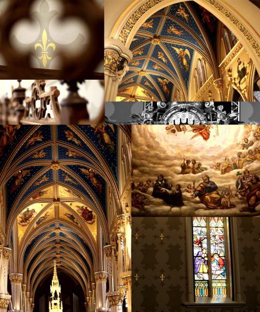 Basilica of Sacred Heart, Notre Dame