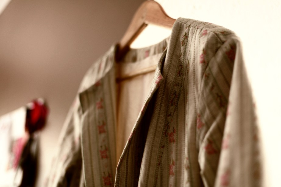 Modern Housecoat Loung coat Marusya wedding bridal shower