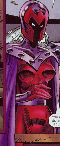 Marvel Comics Archive Characters Magneta