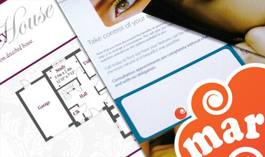 Graphics design, print design, brochures, leaflets, exhibition stands
