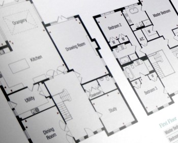 Property Brochure, floorplans, advertising