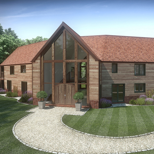 CGI – Barn Conversion