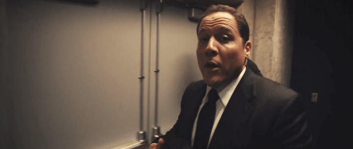 John Favreau as Happy Hogan in Iron Man 2 (2010)