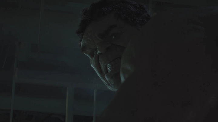 Mark Ruffalo as the Hulk in The Avengers (2012)