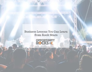 Business Lessons You Can Learn from Rock Stars