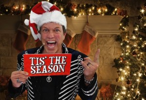 Dont Cancel the Holidays! Rock on with Marvelless Mark