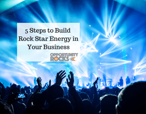 How to build high energy to motivate any business.