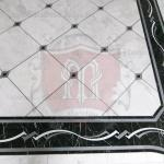 Black And White Marble Border In New York Marvelous Marble