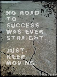 no easy road marvia davidson