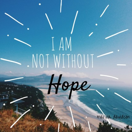 have hope marvia davidson