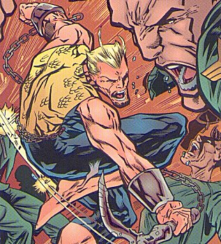 amalgam comics aqua mariner ile ilgili görsel sonucu