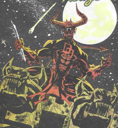 Hellspawn Infinity War Daredevil Doppelganger