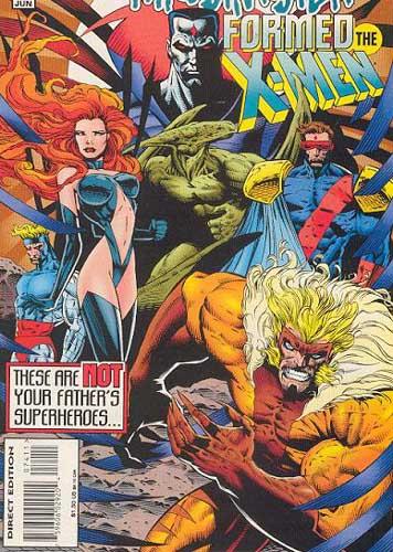 Earth Mr Sinister Formed The X Men