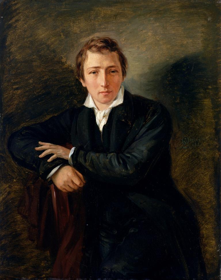 Bild Heinrich Heine