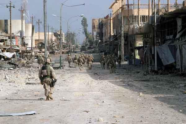 Krieg gegen Terror 4