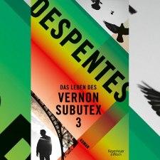 Virginie Despentes: »Das Leben des Vernon Subutex 3«