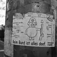 60 Jahre Bundeswehr – 60 Jahre Widerstand
