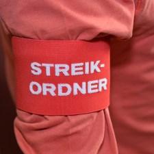 Das Streikrecht verteidigen!