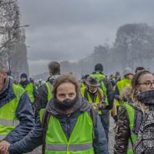 Aufstand in Frankreich: Macron, die Bewegung der Gelbwesten und die Linke