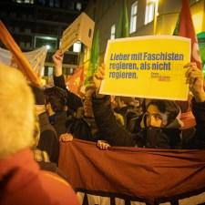 Kemmerich, die AfD und der gefährliche Dammbruch in Thüringen