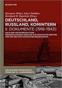 Rezension: Deutschland, Russland, Komintern