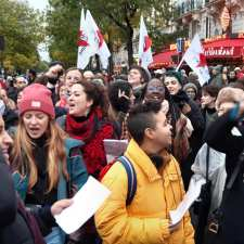Breiter Widerstand gegen Islamophobie in Frankreich