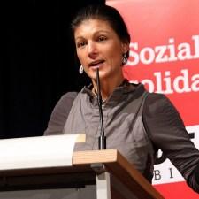 Sahra Wagenknecht: Soziale Gerechtigkeit durch »echten Wettbewerb«?