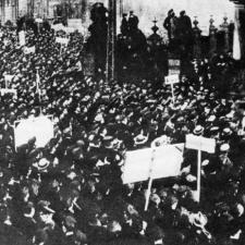 Kiel 1918: Vom Matrosenaufstand zur Novemberrevolution