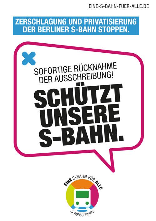 S-Bahn Privatisierung