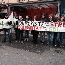 Sie kämpfen für uns alle: Ja zum Bahnstreik