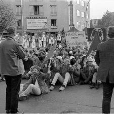 »Heißer Sommer« 1968: Ullrich sucht den Aufruhr