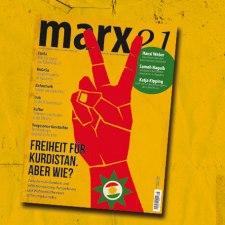Neues Magazin: Freiheit für Kurdistan. Aber wie?