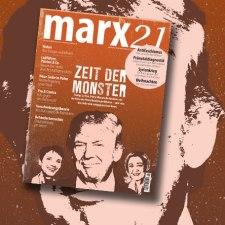marx21-Magazin: Zeit der Monster