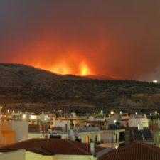 Waldbrände in Griechenland – es ist die kapitalistische Krise