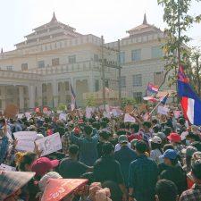 Myanmar, die Arbeiterklasse und der Kampf für Demokratie