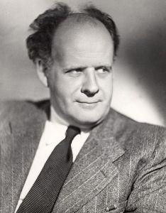 Sergej Eisenstein im Jahr 1935.
