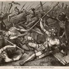 Spartakus — Der famoseste Kerl, der Antike
