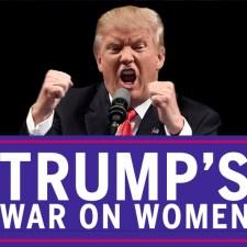 Widerstand gegen Trumps Krieg gegen Frauen