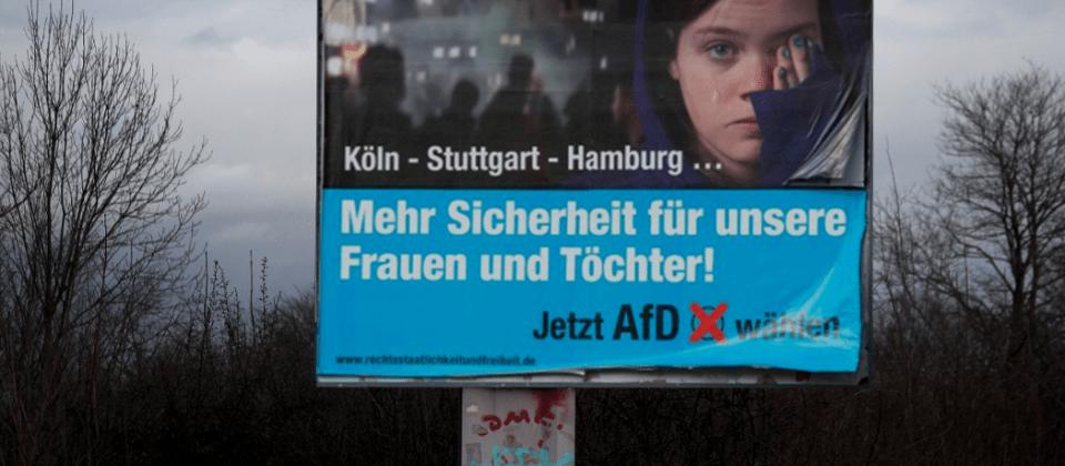 Kandel AfD Frauen Gewalt