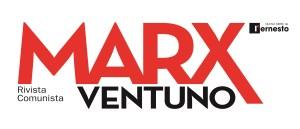 Logo della rivista Marx Ventuno